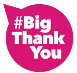 #BigThankYou to all our Volunteers
