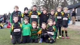 U7s win Middlesex Rugby U7 Bowl