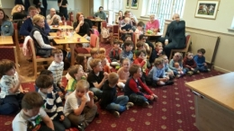 Mini Awards Evening for Knee Highs, U7s and U8s