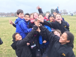 U10s win Middlesex Rugby U10 Vase