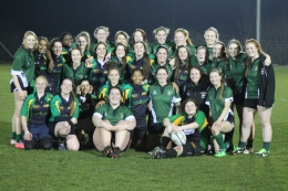 Grasshoppers Girls welcome Canadian Touring side