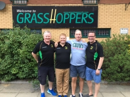 Grasshoppers RFC partners with rugby in India