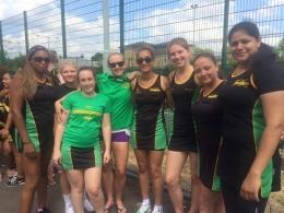 Grasshoppers win Harlington Versatility Netball Tournament