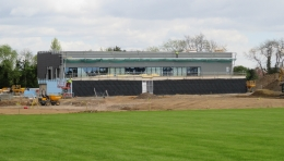 New Clubhouse - 100 days to go