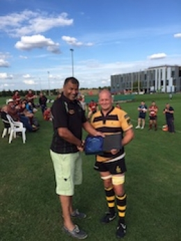 Tring win Grasshoppers Pre-Season Rugby Cup