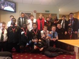 2014-2015 U13 League Winners