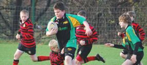 Rugby - Juniors