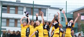 Netball - High Fives