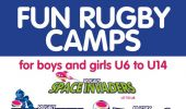 The Rugby Universe Fun Rugby Camps at Grasshoppers