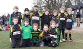 U7s win Middlesex Rugby U7 Bowl