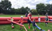 Members enjoy Family Fun Day in the sunshine