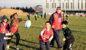RFU and Old Mutual Wealth launch new approach to kids' rugby at Grasshoppers