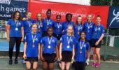 Grasshoppers Junior Netballers successful at Hounslow Youth Games trials