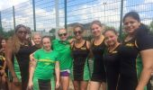 Grasshoppers win Harlington Versatility Netball Tournament