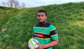 Tarek Haffar signs for London Irish Academy