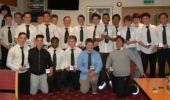 U16s celebrate successful season