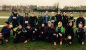 U9s win Middlesex Rugby U9 Vase